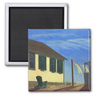 Sommer-Wind 2009 Quadratischer Magnet