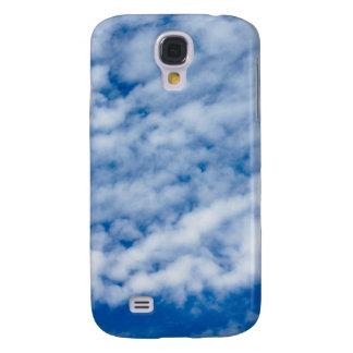 Sommer-Wolken Galaxy S4 Hülle