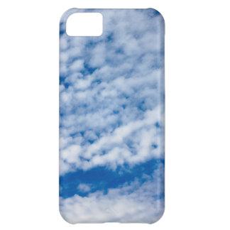 Sommer-Wolken iPhone 5C Hülle