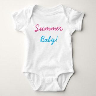 Sommerbaby! Babybodysuit, Pullover, Ausstattung, Baby Strampler