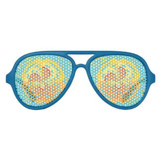 Sommerfarben Partybrille