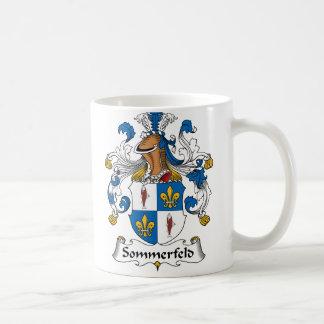 Sommerfeld Familienwappen Kaffeetasse
