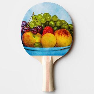 Sommerfrüchte Tischtennis Schläger