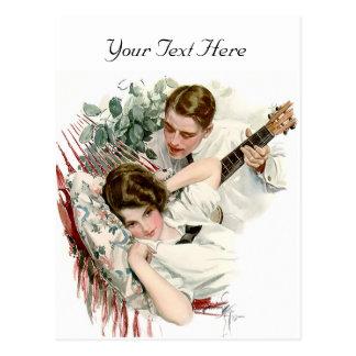 SommerSerenade Postkarte