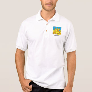 Sommersun-Polo-Shirt mit Monogramm Polo Shirt