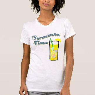 Sommerzeit-Limonade-T - Shirt