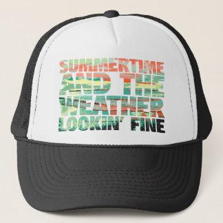 Sommerzeit-Wetter Lookin Geldstrafe Truckerkappe