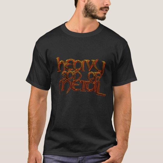 Son of Heavy Metal T-Shirt