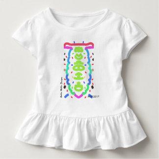 """Sonderausgabe-""""Überraschungs-"""" Rüsche-Shirt Kleinkind T-shirt"""
