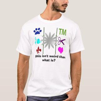 Sonderbare Kunst T-Shirt