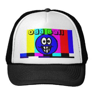 Sonderbarer Ball im Fernsehen Trucker Cap