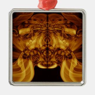 Sonderbarer Rauch (46) .JPG Silbernes Ornament