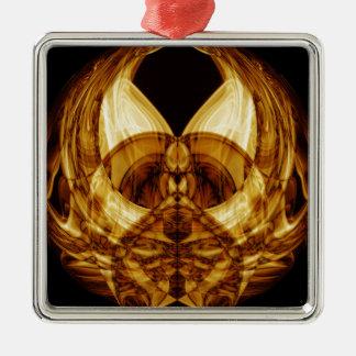 Sonderbarer Rauch (50) .JPG Silbernes Ornament