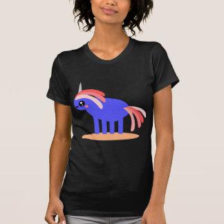Sonderbares Einhorn T-Shirt