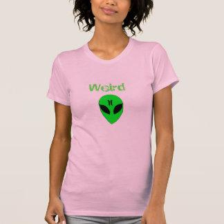 Sonderbares T-Stück T-Shirt
