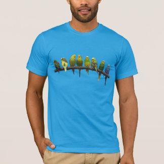 Sonderbares zweigen heraus ab T-Shirt