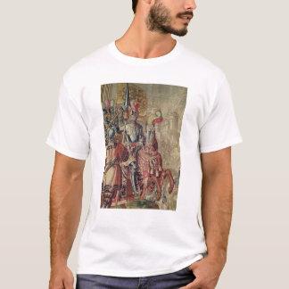 Sonderkommando von Charles V zu Pferd T-Shirt
