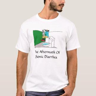 Sonic-Diarrhöe T-Shirt
