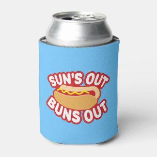 Sonne-heraus Brötchen heraus Dosenkühler