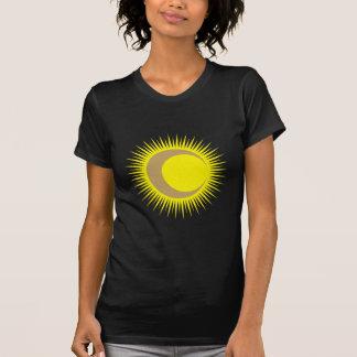 Sonne Mond sun moon T-Shirt