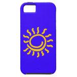 Sonne sun etui fürs iPhone 5