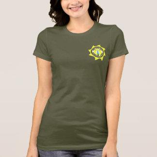 SONNE UND SPASS-LOGO-NETZPROMO T-Shirt