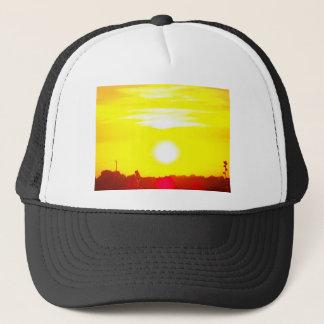 Sonnenaufgang 7 truckerkappe