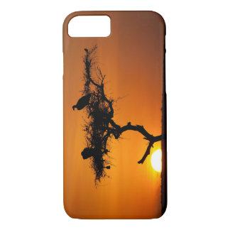 Sonnenaufgang am Masai Mara, Kenia iPhone 8/7 Hülle