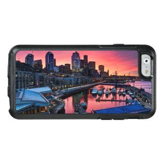 Sonnenaufgang am Pier 66, der unten auf OtterBox iPhone 6/6s Hülle