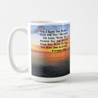 SONNENAUFGANG AUF DER OZEANphilippians-4:13 Kaffeetasse