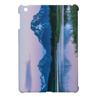 Sonnenaufgang beim großartigen Tetons iPad Mini Hülle