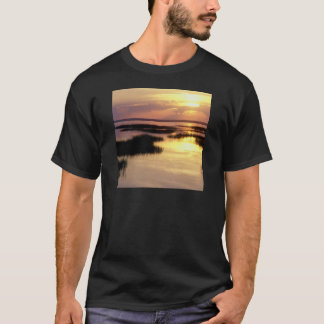 Sonnenaufgang-Dämmerung, die St Joseph Florida T-Shirt