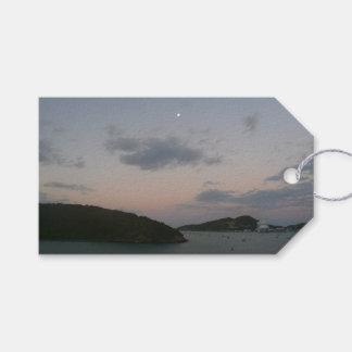 Sonnenaufgang in den Jungferninseln St Thomas III Geschenkanhänger