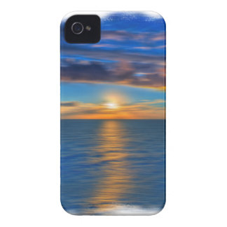 Sonnenaufgang iPhone 4 Case-Mate Hülle