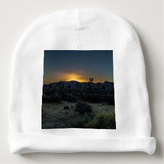 Sonnenaufgang-Joshua-Baum-Nationalpark Babymütze