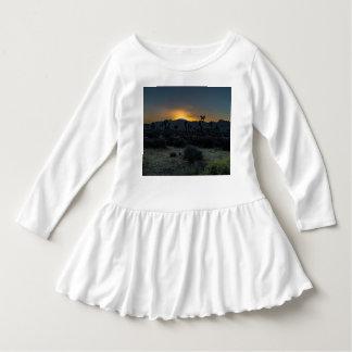 Sonnenaufgang-Joshua-Baum-Nationalpark Kleid