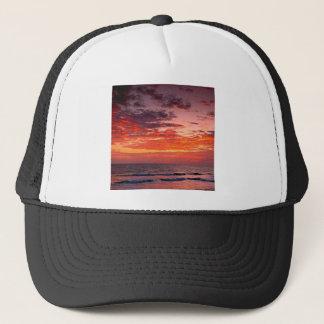Sonnenaufgang Jupiter Florida Truckerkappe