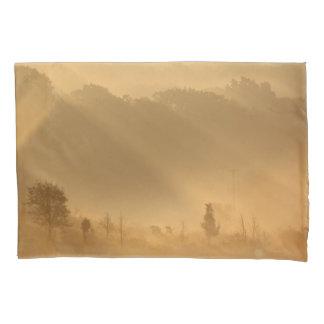 Sonnenaufgang Kissen Bezug