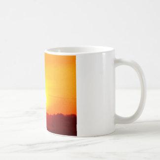 Sonnenaufgang Nr. 6 Kaffeetasse