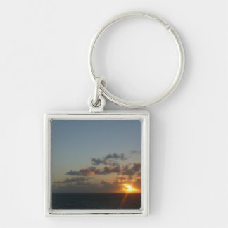 Sonnenaufgang über Meerblick San Juan I Puerto Schlüsselanhänger