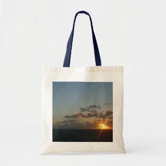 Sonnenaufgang über Meerblick San Juan I Puerto Tragetasche