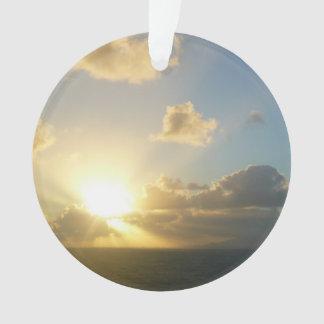 Sonnenaufgang über San Juan II Puerto Rico Ornament