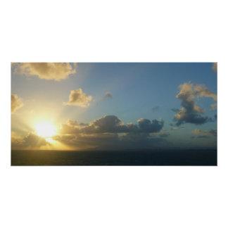 Sonnenaufgang über San Juan II Puerto Rico Poster
