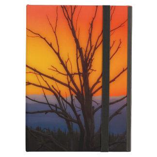 Sonnenaufgang über Yellowstone Nationalpark
