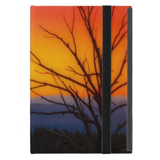 Sonnenaufgang über Yellowstone Nationalpark Schutzhülle Fürs iPad Mini