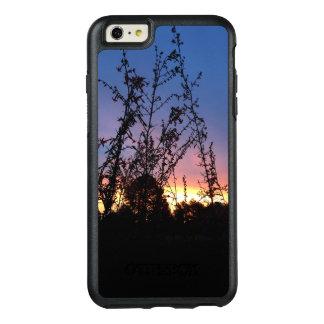 Sonnenaufgang zwischen OtterBox iPhone 6/6s plus hülle