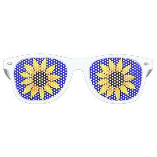 'Sonnenblume 3' Partybrille