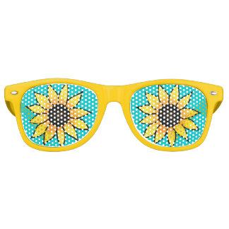 'Sonnenblume 4' Partybrille