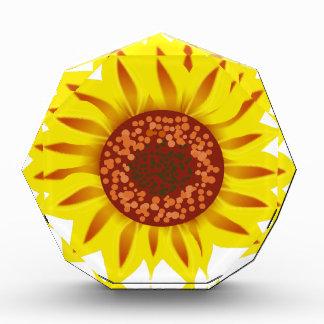 Sonnenblume Auszeichnung