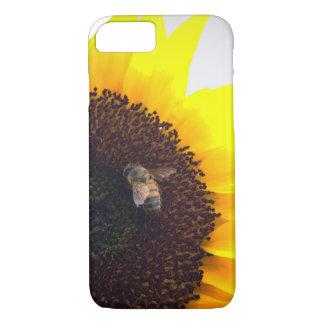 Sonnenblume-Bienen-Anrufe iPhone 8/7 Hülle